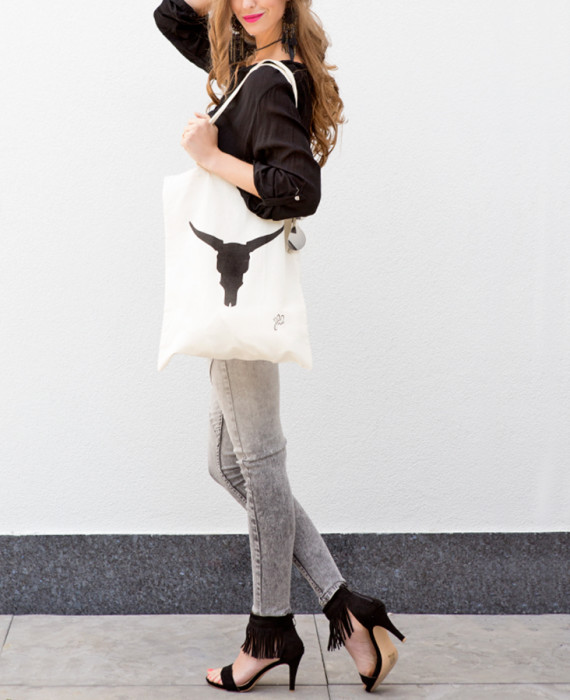 Stoffen Tassen : Buffalo canvas tas musthaves for real
